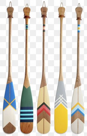 Paddle - Paddle Oar Canoe Boat Paint PNG