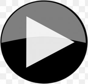 Transparent Background Pause Button - YouTube Play Button Clip Art PNG