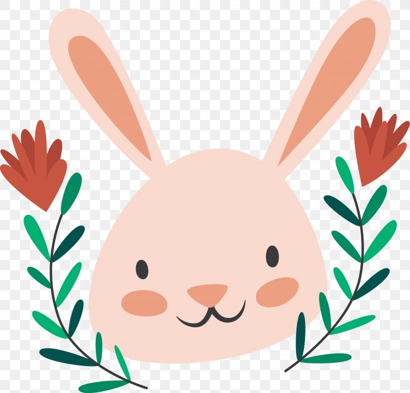 Easter Bunny, PNG, 1597x1531px, Easter, Artwork, Domestic Rabbit, Easter Bunny, Easter Egg Download Free
