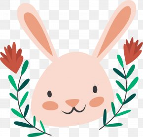 Easter Vector - Easter Bunny PNG