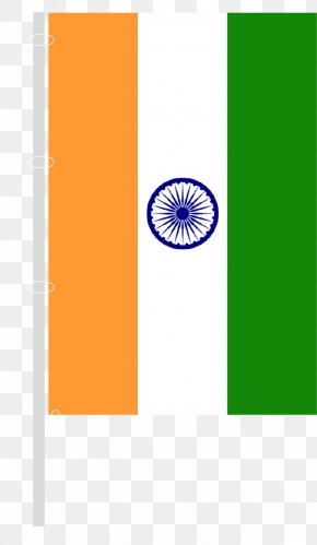 Flag India - Flag Of India Bertikal National Symbol PNG