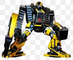 Robot - Robot Layers PNG