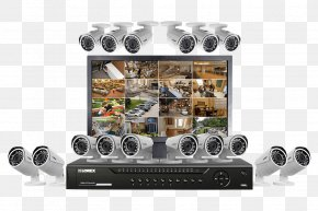 Camera Surveillance - Wireless Security Camera Closed-circuit Television Surveillance Security Alarms & Systems PNG