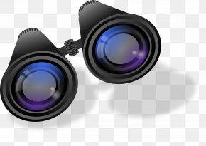 Binoculars - Binoculars Clip Art PNG