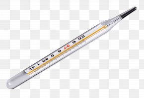 Thermometer - Thermometer Clip Art PNG