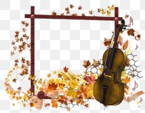 Violin Borders - Violin Westhoffen PNG