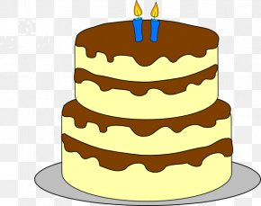 Three Layer Cake - Layer Cake Frosting & Icing Sheet Cake Chocolate Cake Clip Art PNG
