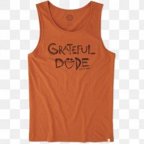 Surfer Dude - T-shirt Gilets Active Tank M Sleeveless Shirt PNG