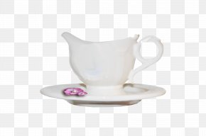 Continental White Coffee Cup - Espresso Coffee Cup PNG