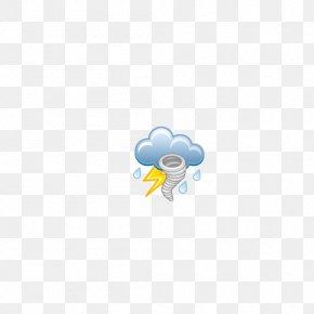 Weather Symbols,Thunderstorms Tornado - Weather Storm Symbol Euclidean Vector Meteorology PNG