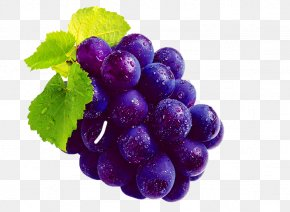Purple Grape Material - Kyoho Shine Muscat Grape Huxian Speciality U6237u592au516bu53f7u8461u8404 PNG