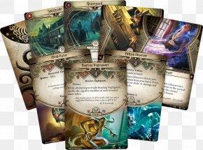 Arkham Horror Lcg - Arkham Horror: The Card Game Set Fantasy Flight Games PNG