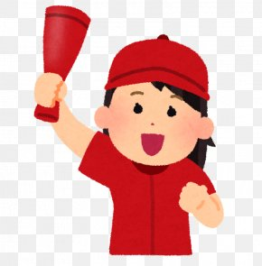Woman Red - Hiroshima Toyo Carp Zozo Marine Stadium 9回裏だけ野球盤 がちんこピッチャー Nippon Professional Baseball PNG