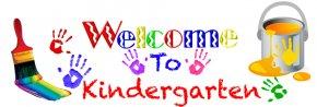 Welcome To Kindergarten Clipart - Kindergarten Student Clip Art PNG