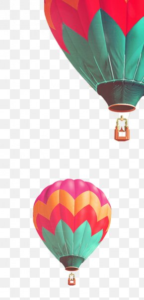 Hot Air Balloon - Hot Air Balloon Tourism Wallpaper PNG