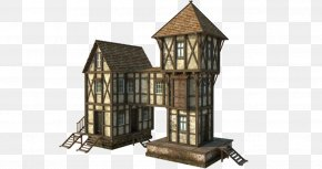 Medieval Pic - Middle Ages House PNG