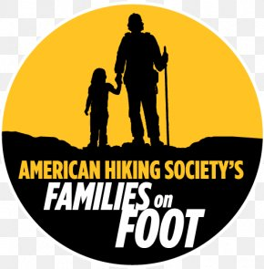 Logo American Hiking Society Halfway Home: The Story Of A Father And Son Hiking The Pacific Crest Trail Backpacking PNG
