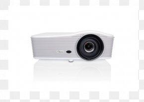 Optoma Full 3d 1080p - Multimedia Projectors Digital Light Processing Optoma Corporation 1080p PNG