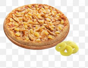 Pizza - Pie Pizza Cuisine Of Hawaii Sushi Barbecue Chicken PNG