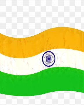 Indian People Yellow - India Independence Day Indian Flag PNG