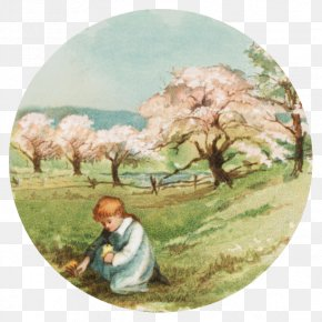 Sesson Clipart - Spring Season Painting Autumn Clip Art PNG
