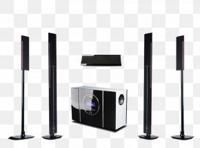 Home Theater - Home Cinema Loudspeaker Audio Electronics High Fidelity PNG