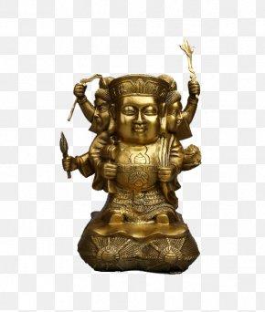 Three Big Black Days Of God Of Wealth - Mahu0101ku0101la Caishen Buddharupa Goods Tmall PNG