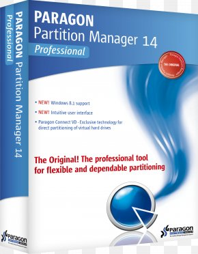 Kde Partition Manager - Paragon Partition Manager Paragon Software Group Computer Software Hard Drives PNG