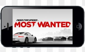 Need For Speed Most Wanted - Car Need For Speed: Most Wanted Xbox 360 Wii U Smartphone PNG