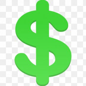 Dollar Hd - Green Clip Art PNG