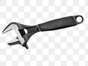 Key - Hand Tool Spanners Adjustable Spanner Bahco 80 PNG