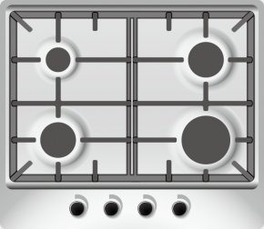 Gas Stoves - Home Appliance Kitchen Washing Machine Icon PNG