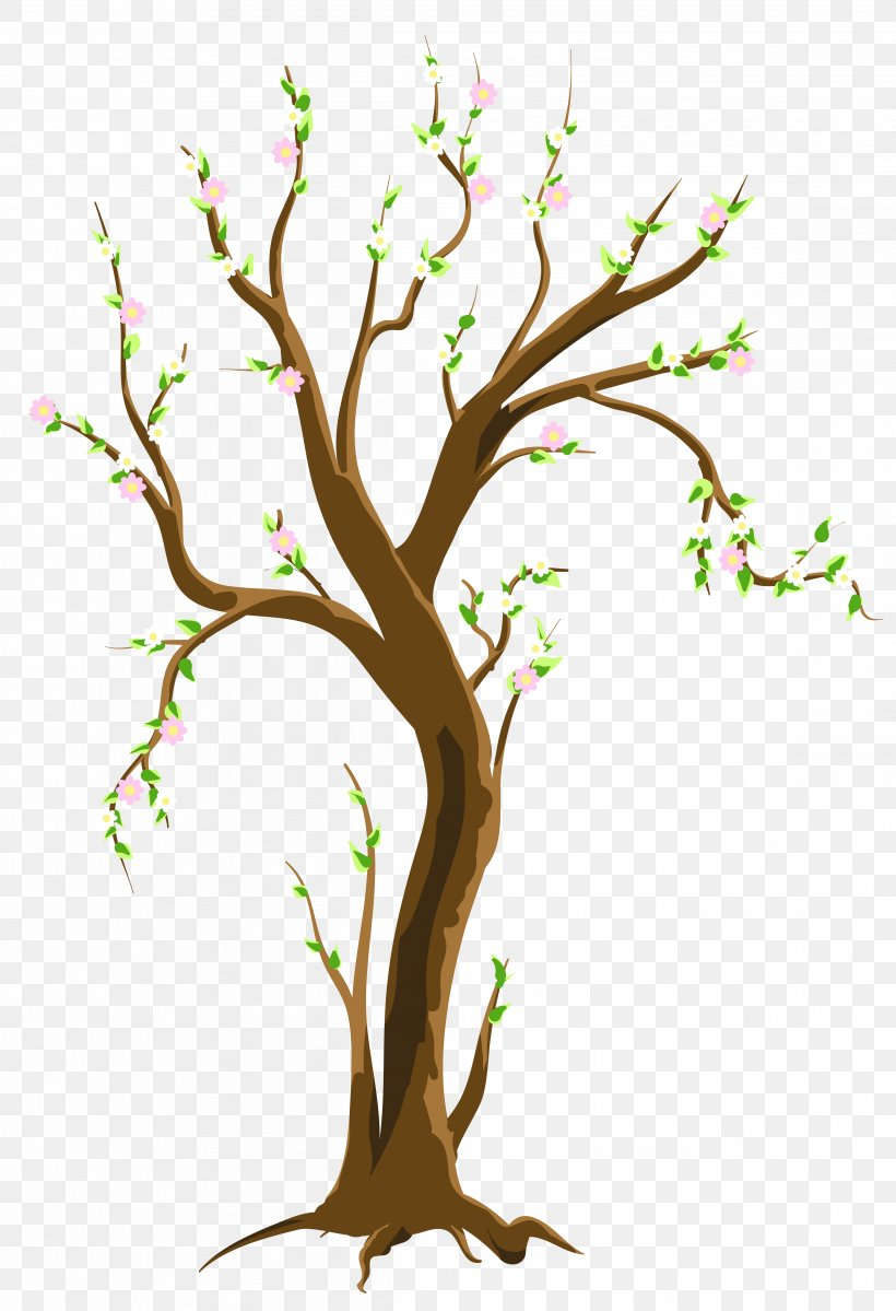 Tree Spring Clip Art, PNG, 4638x6785px, Tree, Animation, Art, Autumn, Blog Download Free