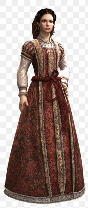 Italian Renaissance - Assassin's Creed II Ezio Auditore Claudia Auditore Da Firenze Maria Auditore Assassin's Creed: Brotherhood PNG