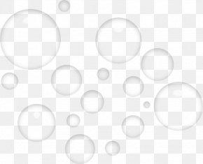 Bubble - Circle Monochrome Black And White Area PNG