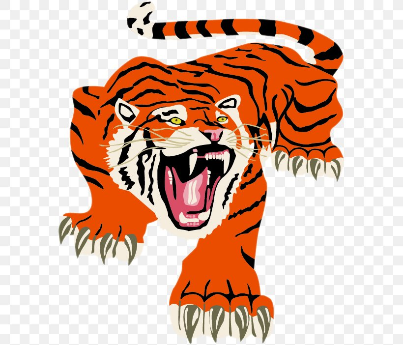 Modern Confidence Animal Sport Illustration Logo Baseball Tiger Symbol —  Stock Vector © naulicreative #183904172