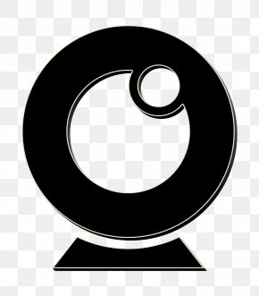 Logo Blackandwhite - Cam Icon Camera Icon Live Icon PNG