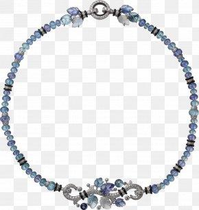 Gold Chain Styles Women - Necklace Gemstone Carat Gold Aquamarine PNG