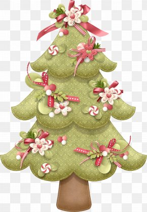 Creative Cartoon Christmas Tree - Christmas Tree Christmas Card Greeting Card Clip Art PNG