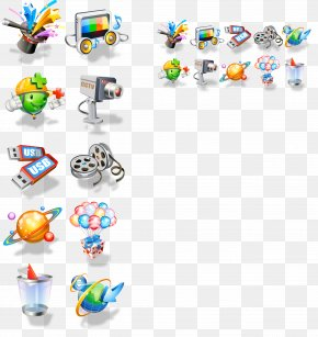 Vector Camera - 3D Computer Graphics Software Icon PNG