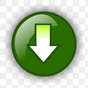 Down Arrow - Green Arrow Animation Roy Harper Clip Art PNG