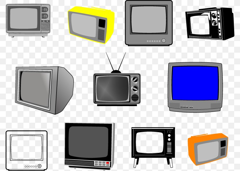 Television Show Illustration, PNG, 782x585px, Television, Brand, Communication, Computer Icon, Display Device Download Free