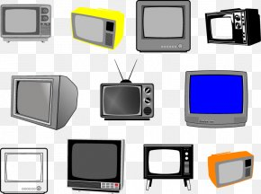 A Variety Of TV - Television Show Illustration PNG
