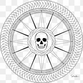 Compass Elements - Coloring Book Child Drawing Clip Art PNG