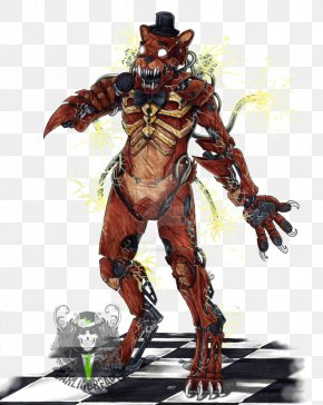 Five Nights At Freddy's: Sister Location Knuckles The Echidna Jump Scare Video Game PNG