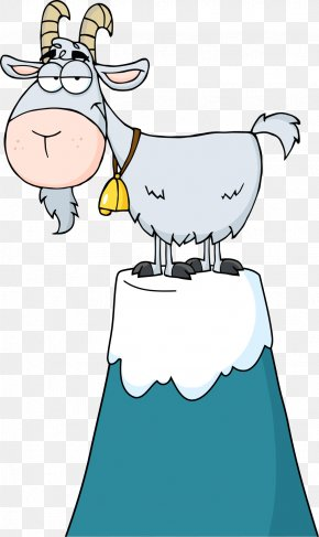 Goat - Goat Royalty-free Cartoon Animation PNG