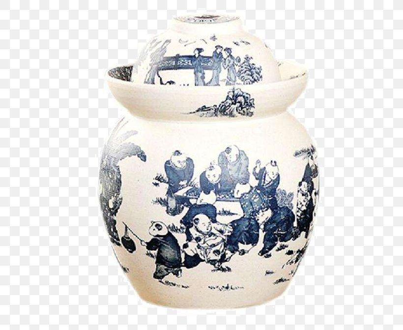 Jingdezhen Ceramic Blue And White Pottery Vase, PNG, 625x671px, Jingdezhen, Artifact, Blue And White Porcelain, Blue And White Pottery, Ceramic Download Free