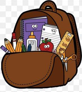 Brown Bag - Student Pre-school Teacher Clip Art PNG