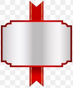 Red White Label Clip Art Image - Woodpecker T-shirt Art Clip Art PNG