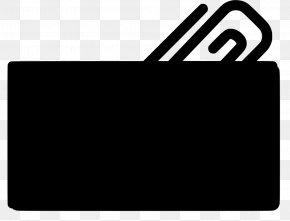 Logo Blackandwhite - Black Text Line Font Rectangle PNG